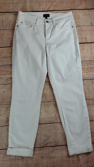 NYDJ Denim - NYDJ Jeans Alina Comfortable Ankle Lift Tuck Tech